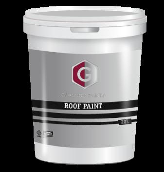 Roof Paint Bucket