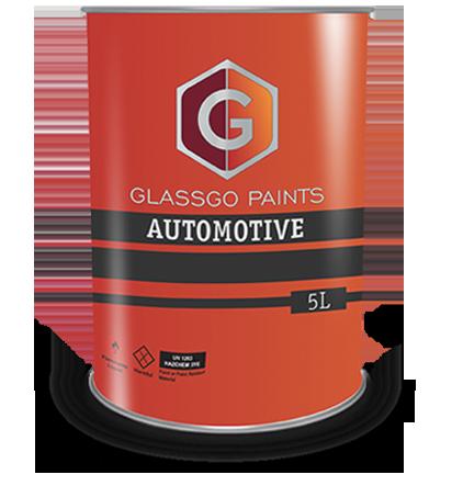 automotive paint tin