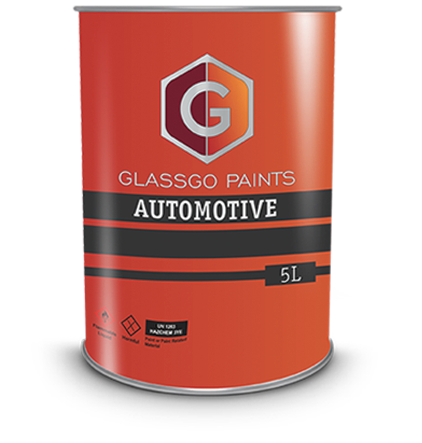 automotive paint tin