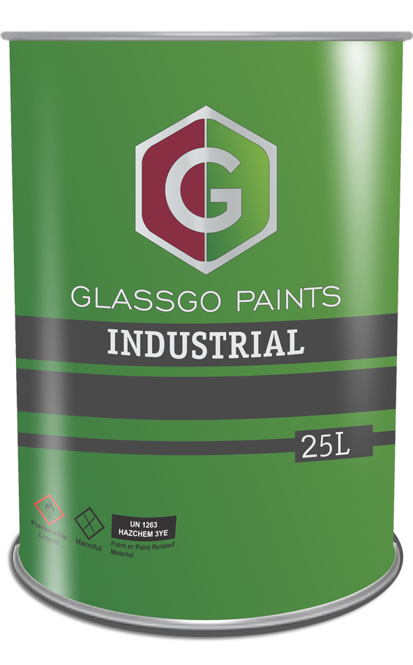 industrial paint tin
